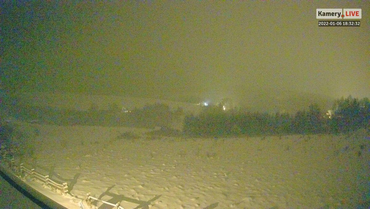 Kamera Wetlina - pogoda w Wetlinie