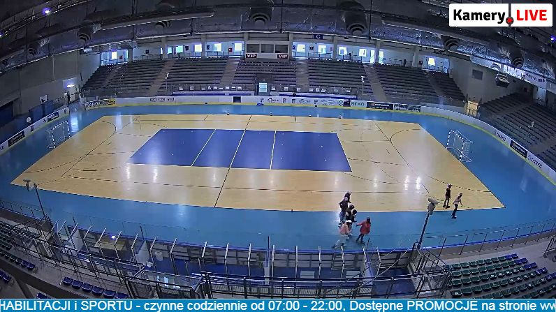 Arena Sanok na żywo